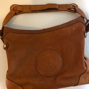 Michael Kors MK leather purse